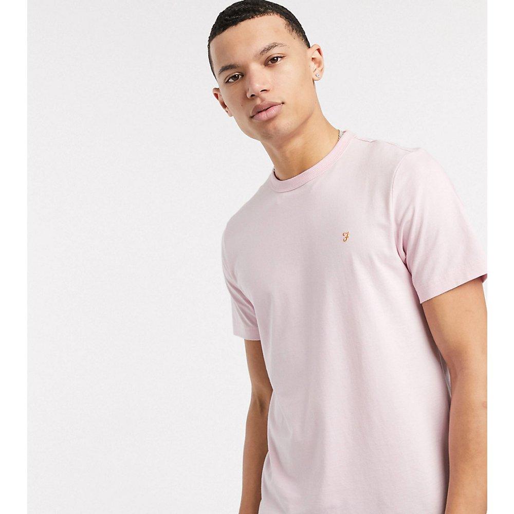 Dennis - T-shirt coupe slim - Farah - Modalova