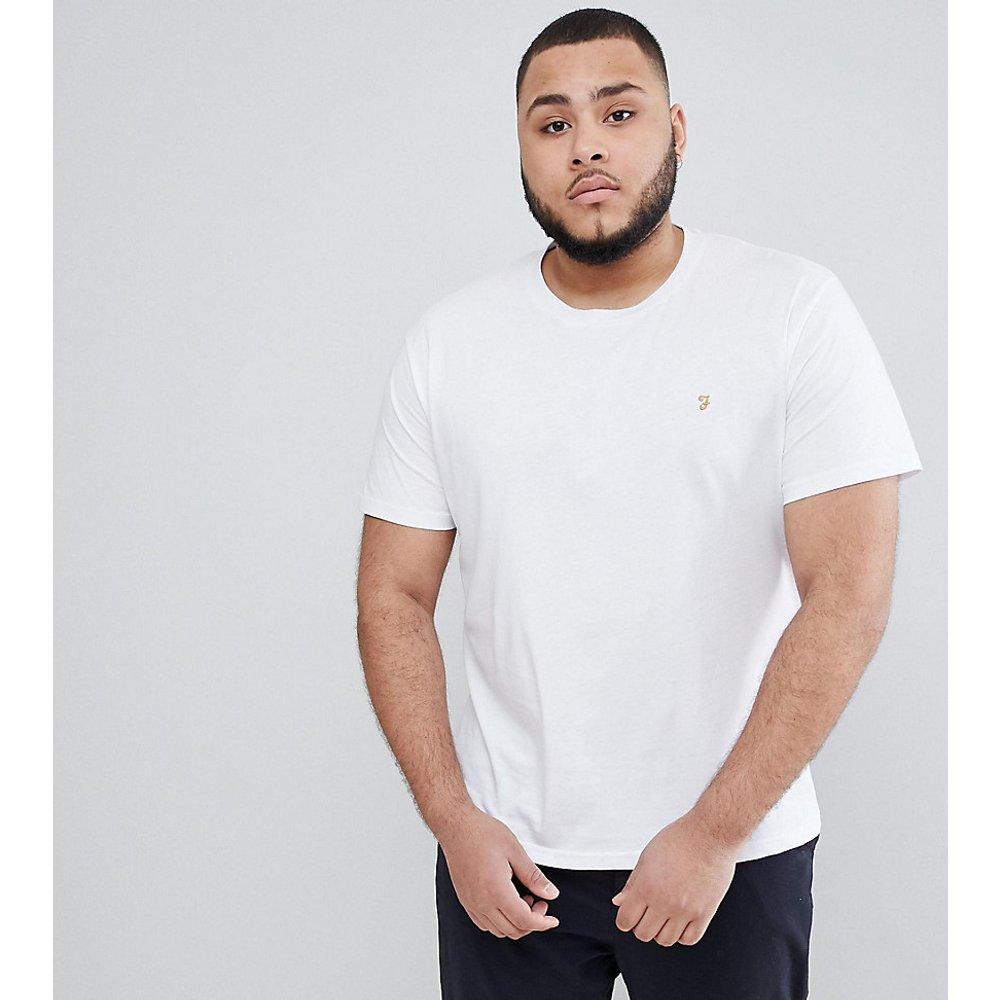PLUS - Farris - T-shirt cintré - Farah - Modalova