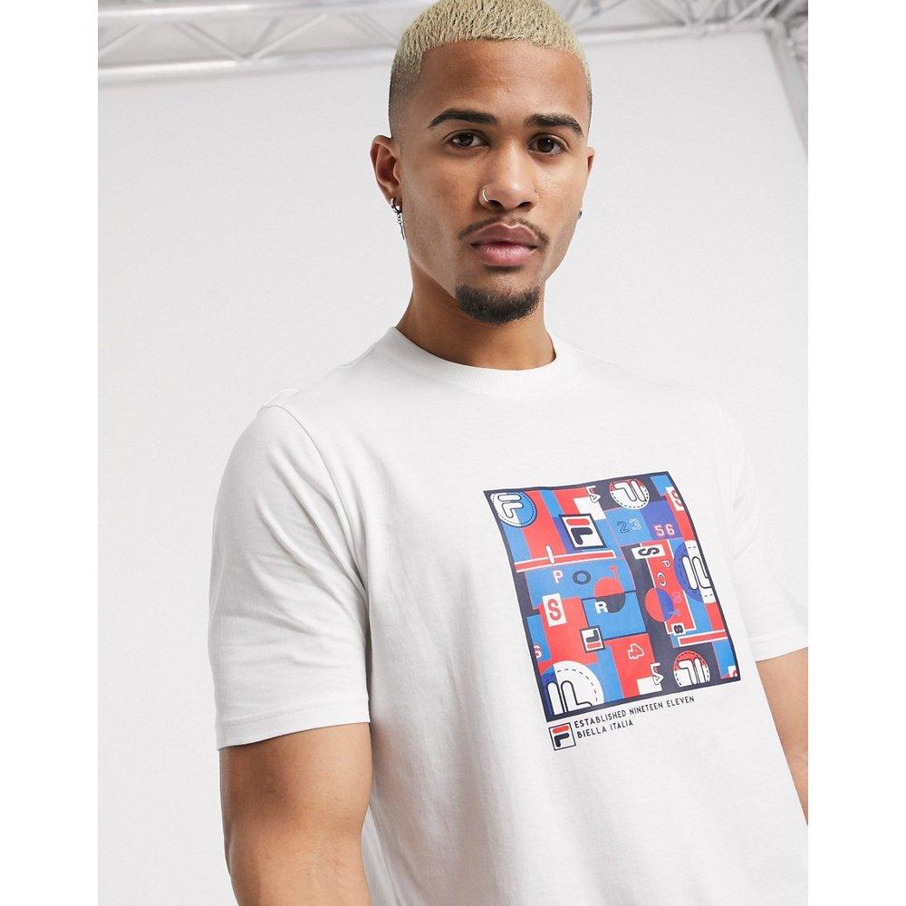 Lively - T-shirt graphique - Fila - Modalova