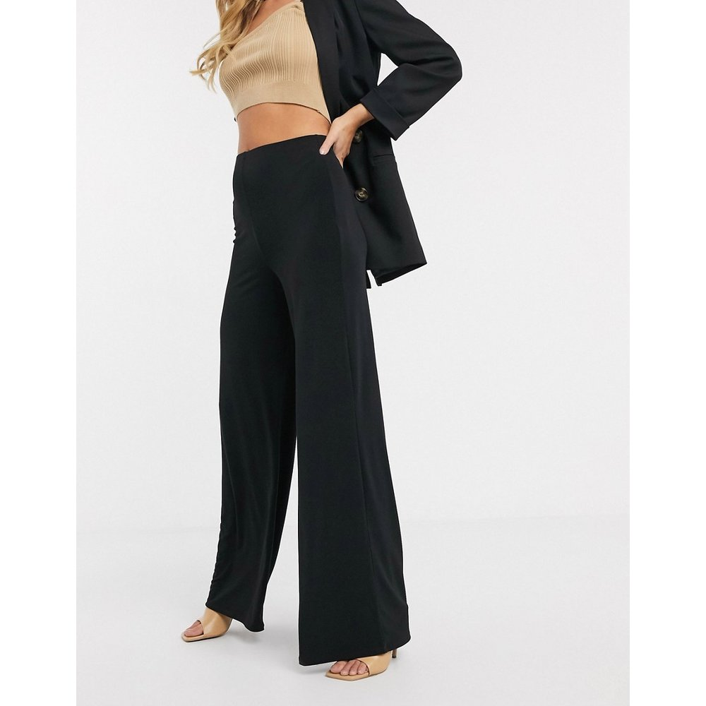 Pantalon taille haute - Flounce London - Modalova