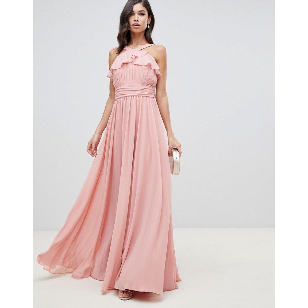 Robe longue dos nu - Forever Unique - Modalova