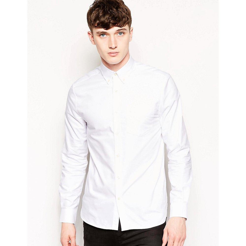 Chemise Oxford - Fred Perry Laurel Wreath - Modalova