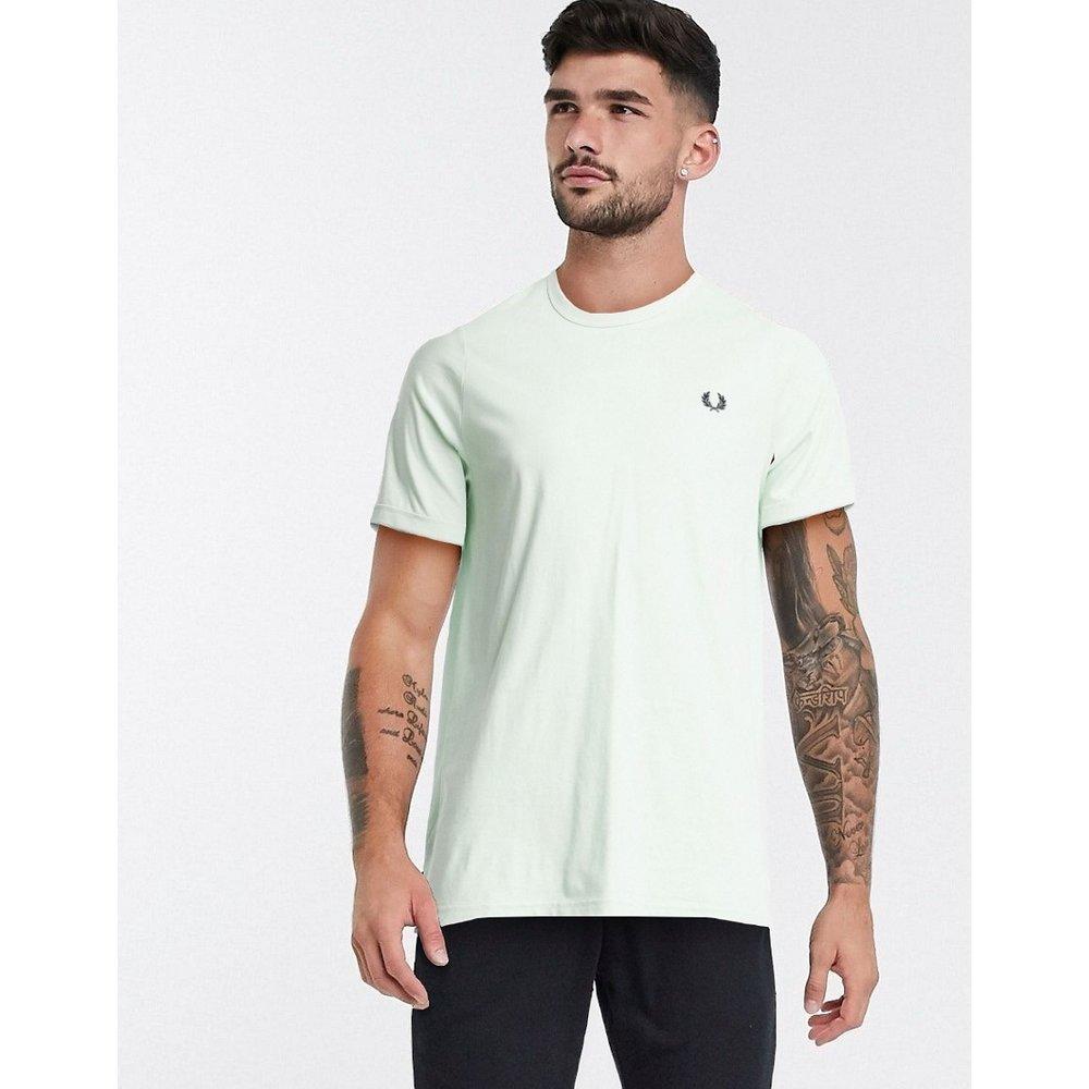 T-shirt ras de cou - pastel - Fred Perry - Modalova