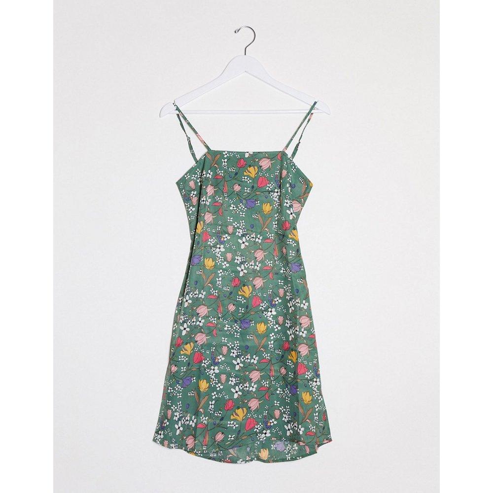 Robe trapèze caraco - Glamorous - Modalova