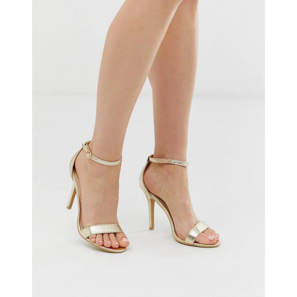 Sandales minimalistes à talon - Glamorous - Modalova
