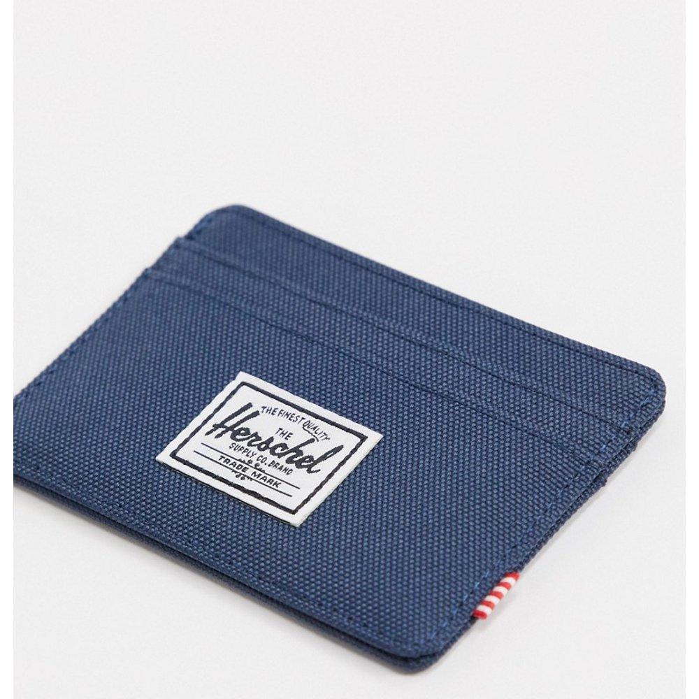 Charlie - Porte-cartes - Bleu marine - Herschel Supply Co - Modalova