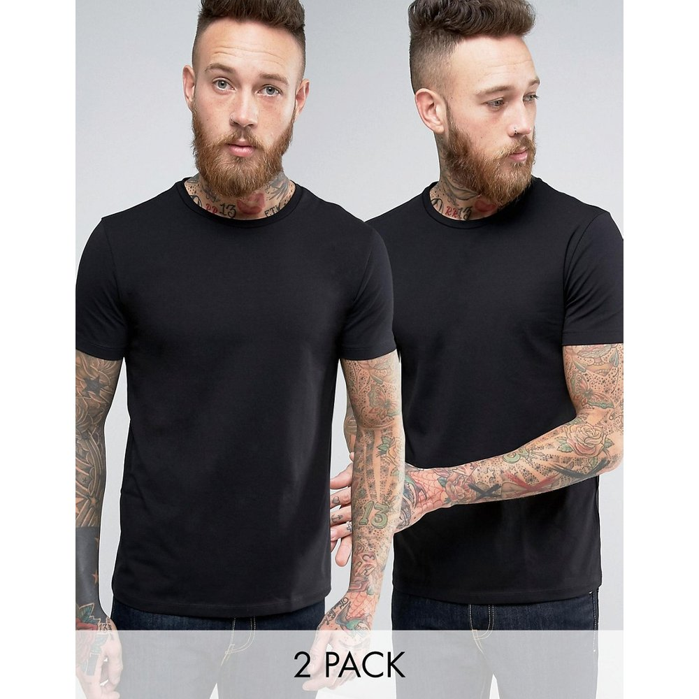 By Boss - Lot de 2 t-shirts - HUGO - Modalova