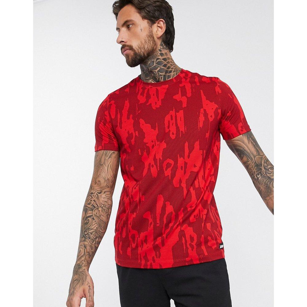 Daisch - T-shirt à imprimé camouflage - HUGO - Modalova