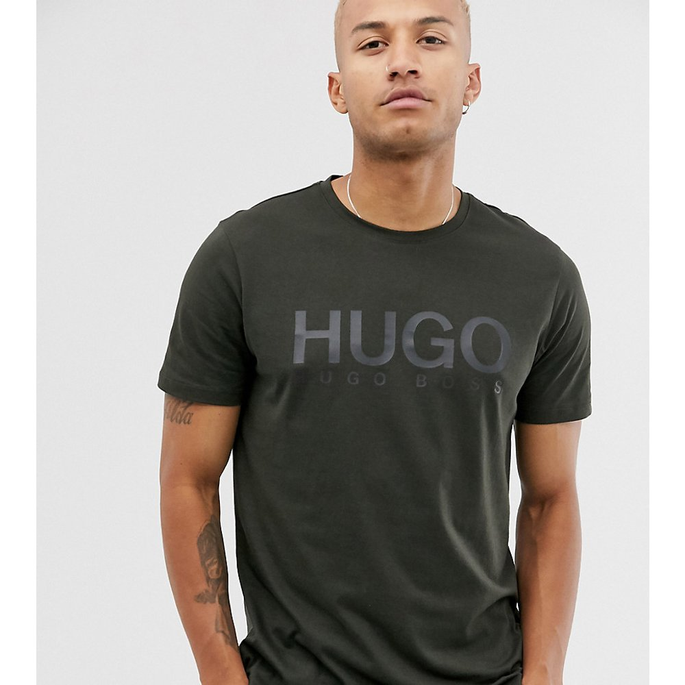 Dolive - T-shirt à logo - Kaki - HUGO - Modalova
