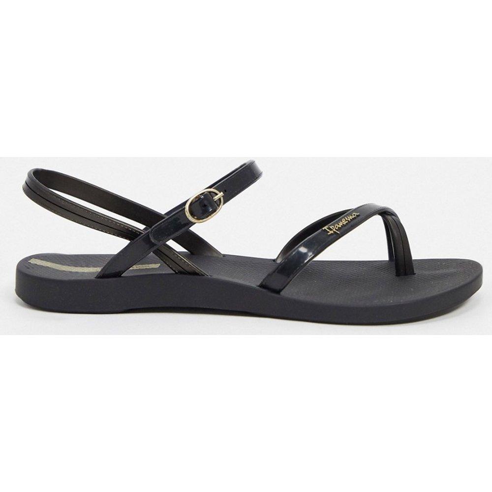 Sandales plates avec boucle à l'orteil - Ipanema - Modalova