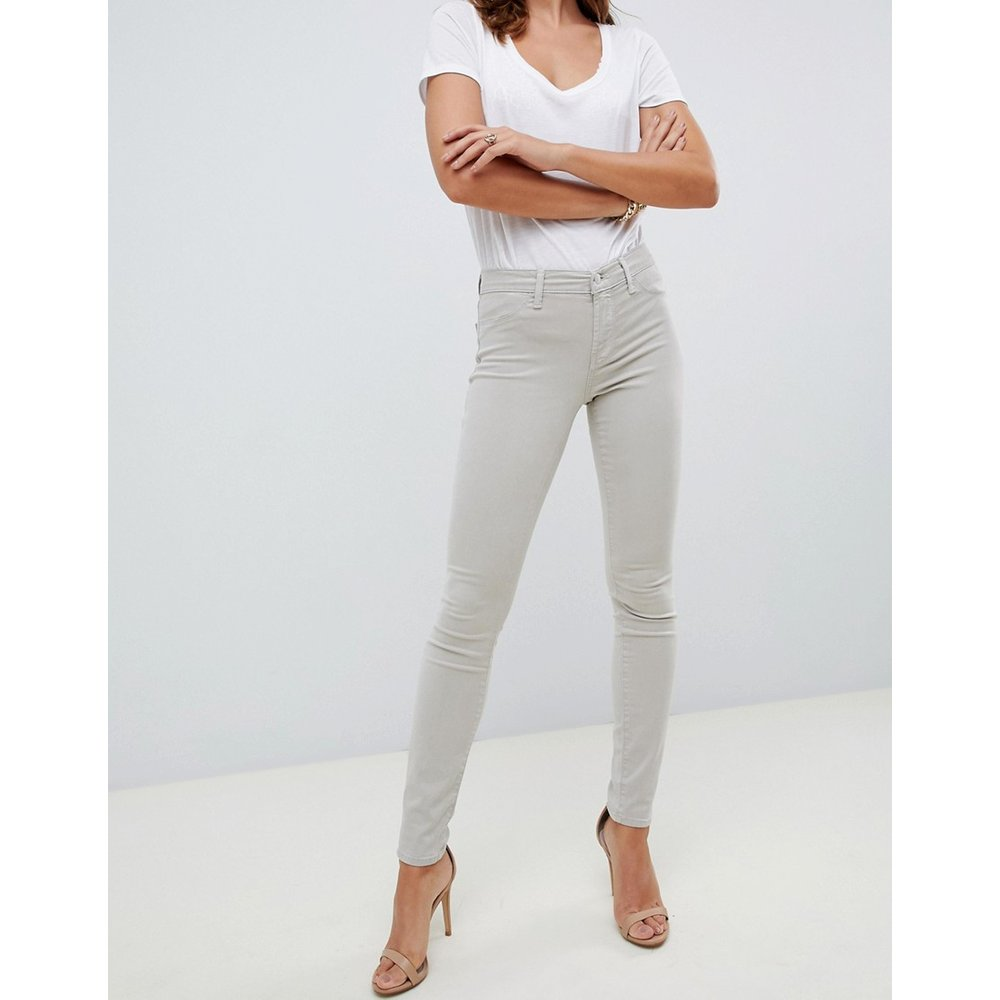 Jean super skinny taille mi-haute - J Brand - Modalova