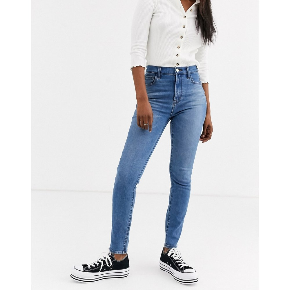 Leenah - Jean skinny à taille ultra haute - J Brand - Modalova