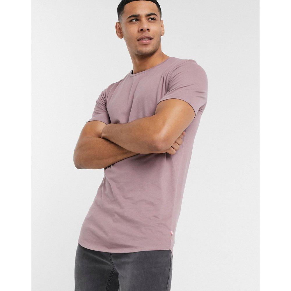 Essentials - T-shirt long - jack & jones - Modalova