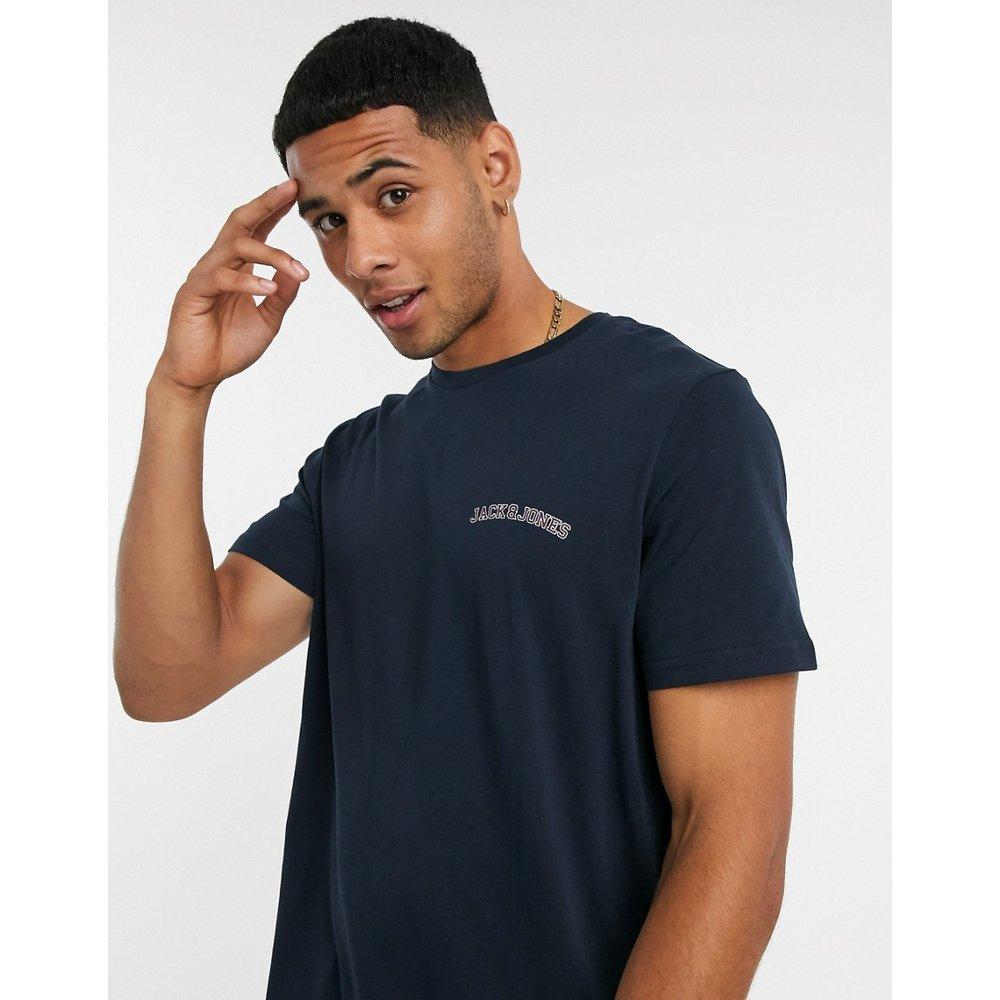 Originals - T-shirt à logo - jack & jones - Modalova
