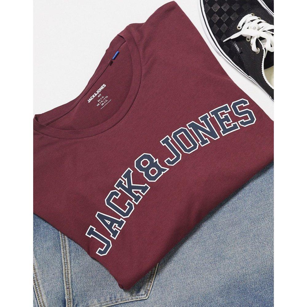 Originals - T-shirt T-shirt avec logo sur le devant - jack & jones - Modalova