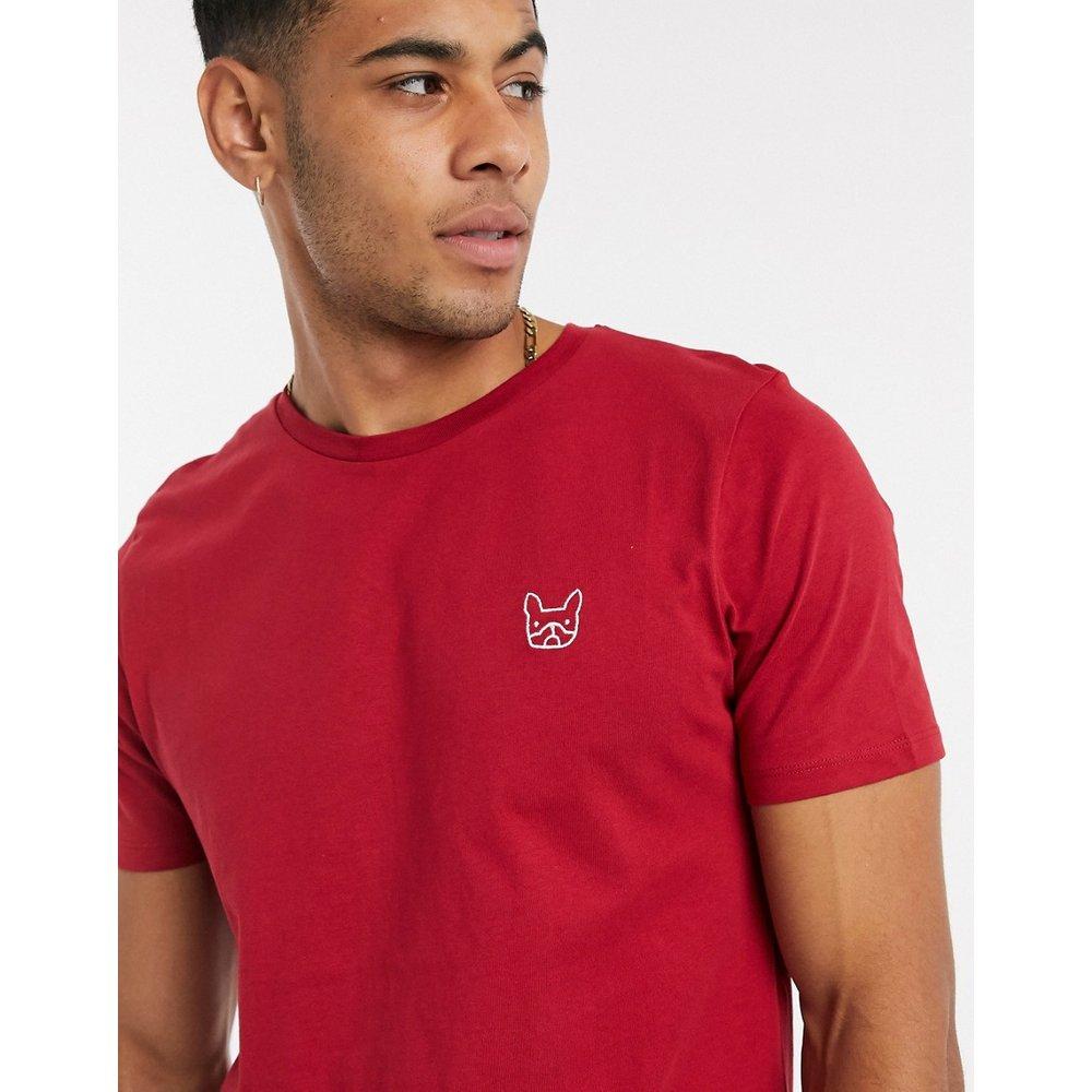 T-shirt à imprimé chat sur le devant - jack & jones - Modalova