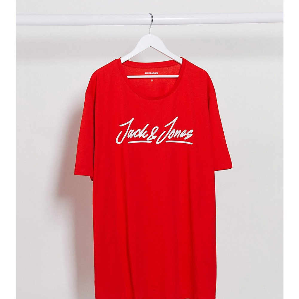 T-shirt à logo - jack & jones - Modalova