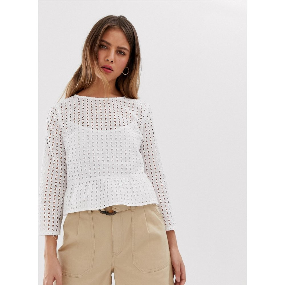 Millie-Sue - Top en dentelle - Jack Wills - Modalova