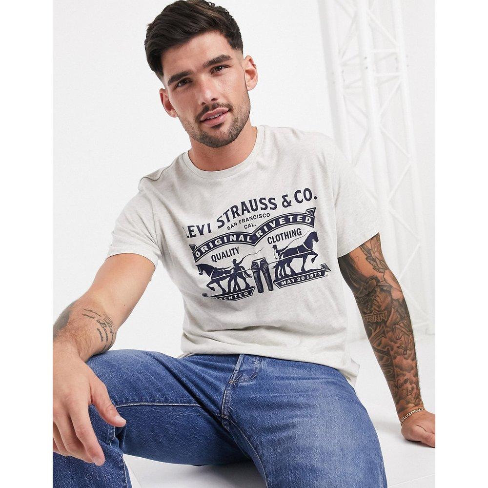 Lot de 2 t-shirts à imprimé chevaux - Levi's - Modalova