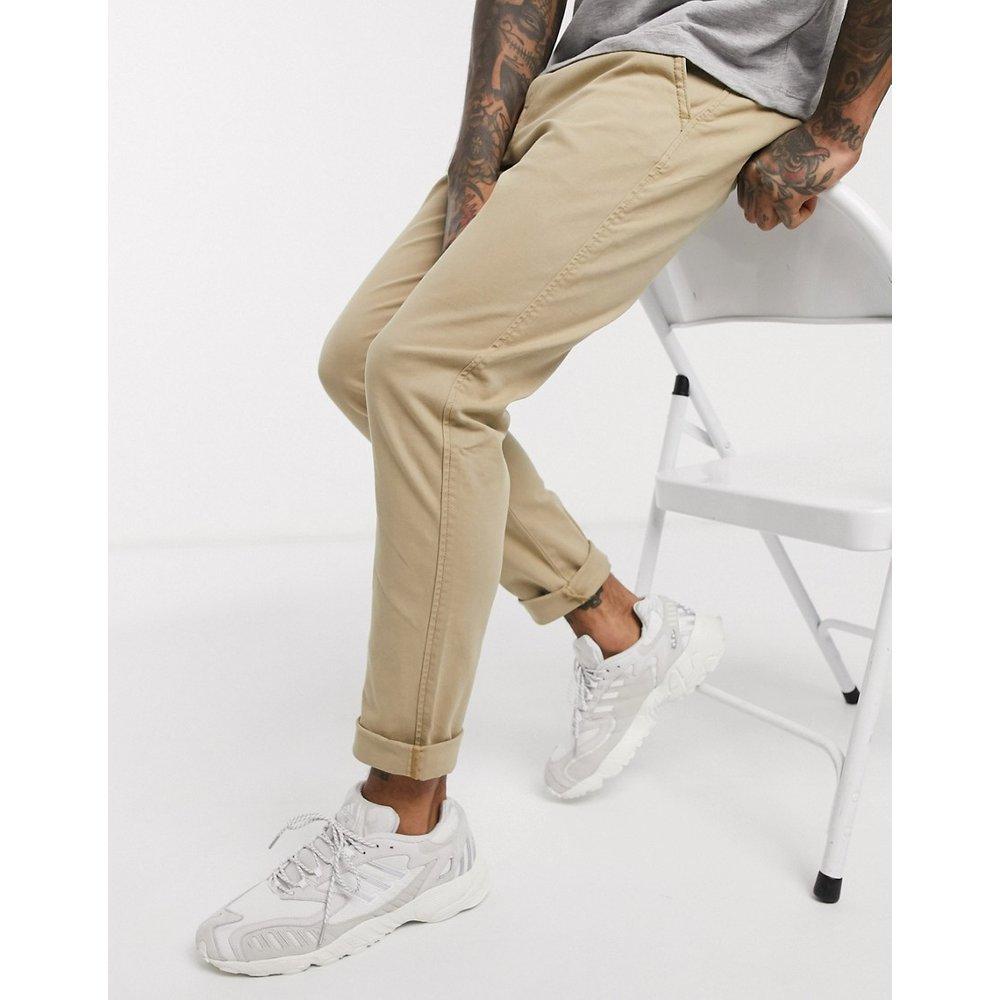 Pantalon chino slim fuselé - chino véritable à délavage shady - Levi's - Modalova