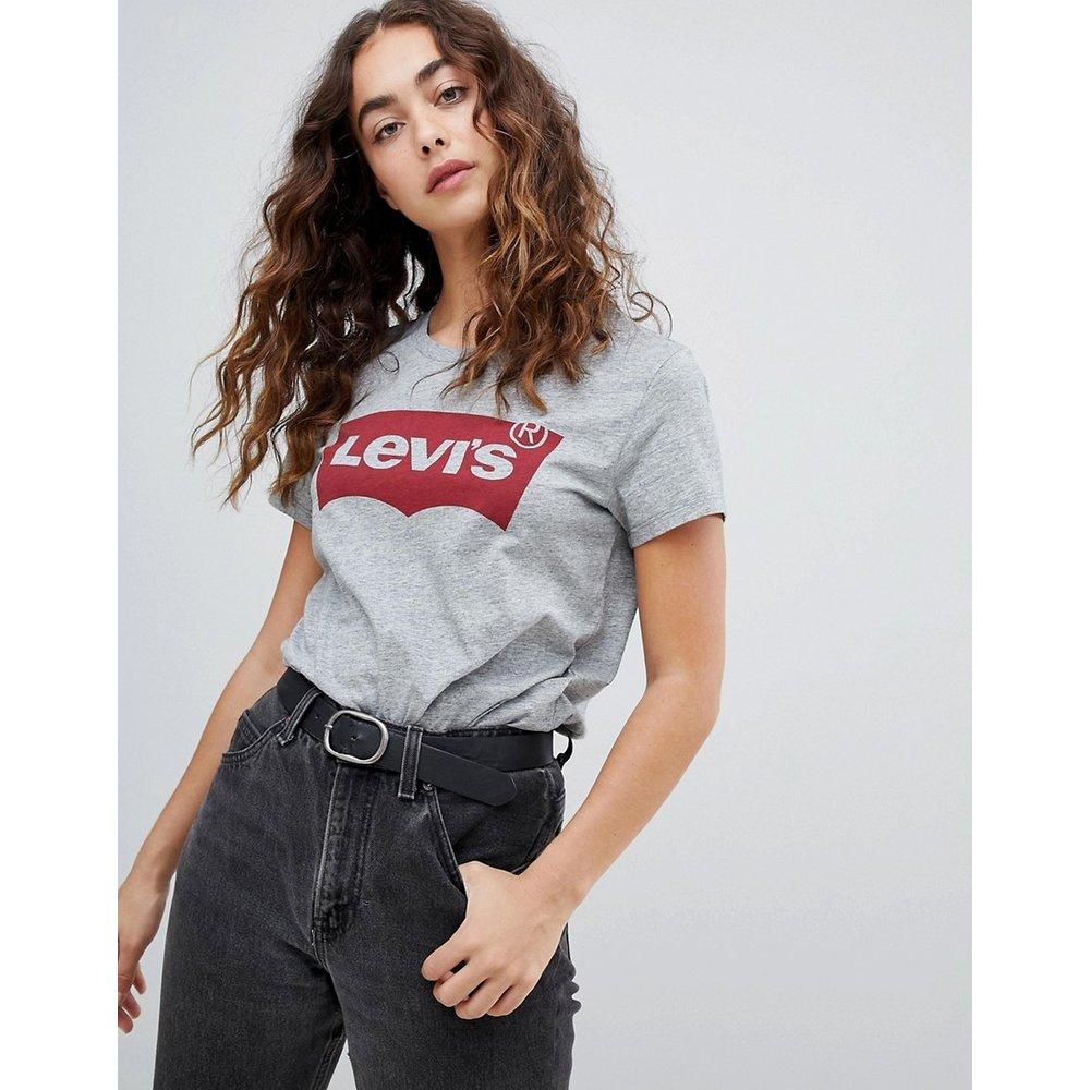 Perfect - T-shirt à logo aile de chauve-souris - Levi's - Modalova