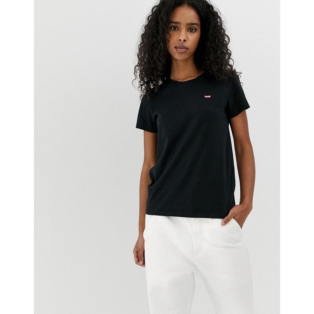 Perfect - T-shirt avec logo sur la poitrine - Levi's - Modalova