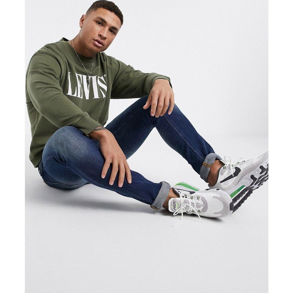 Serif - Sweat-shirt décontracté à logo - Vert olive - Levi's - Modalova