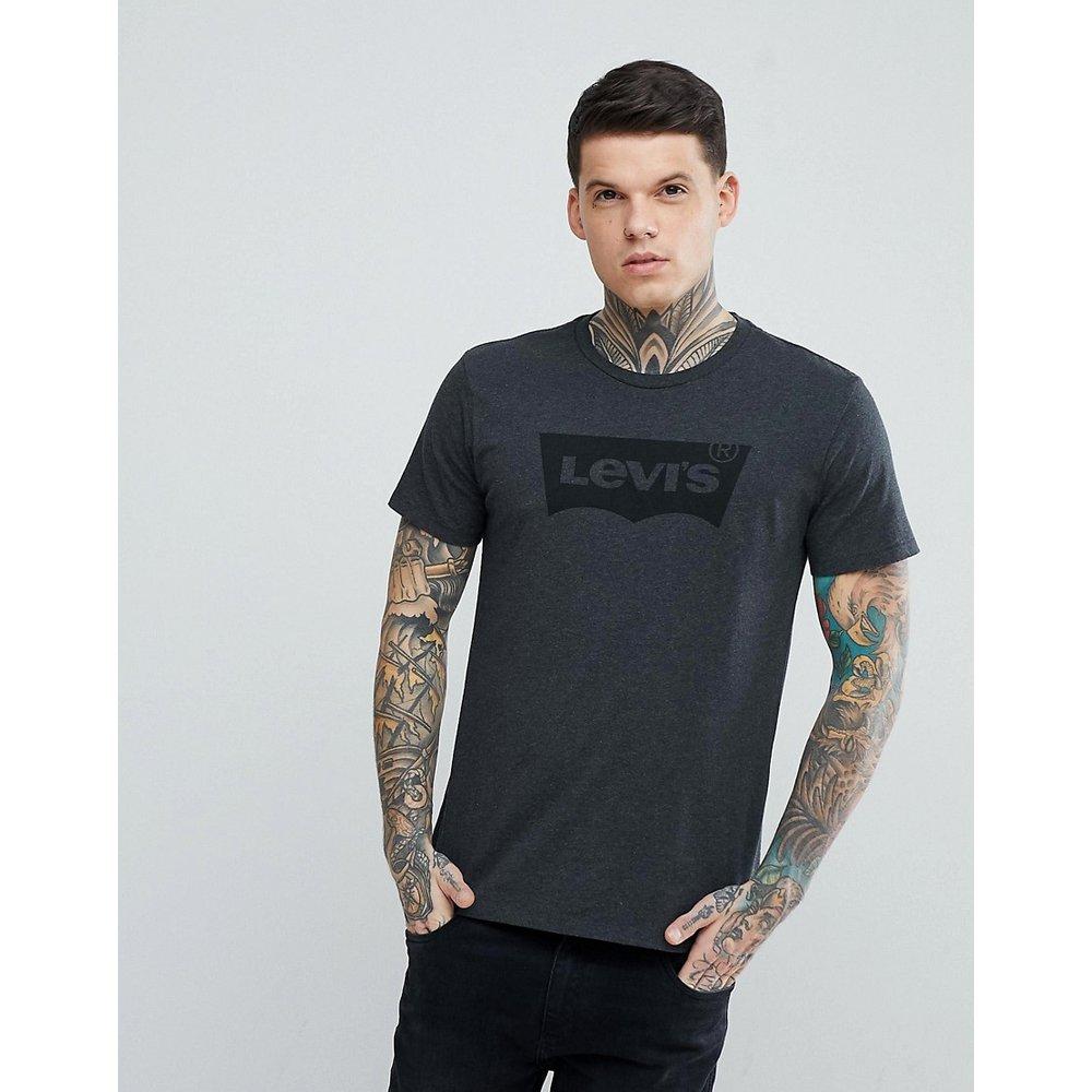 T-shirt avec logo en forme de chauve-souris - chiné - Levi's - Modalova