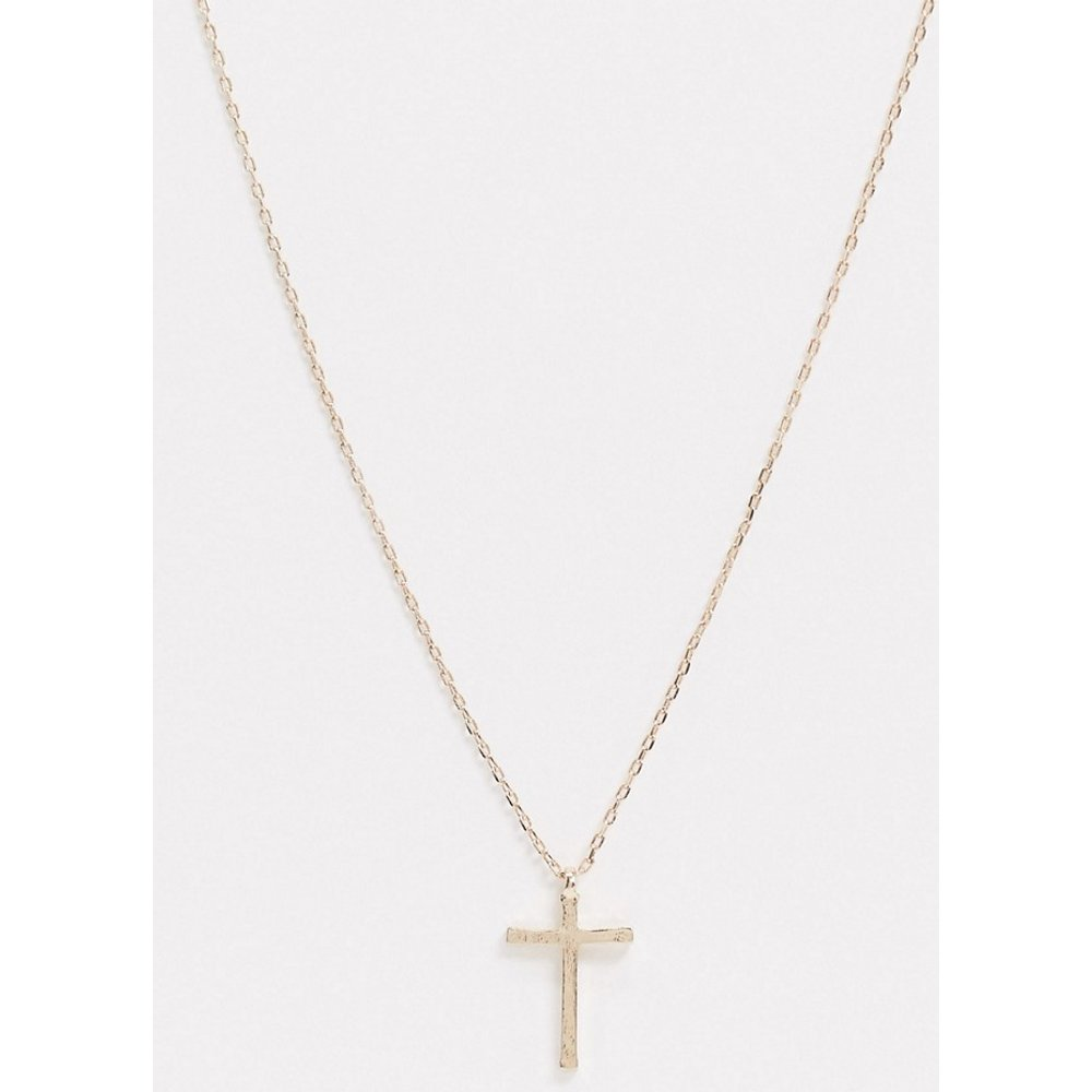 Collier avec pendentif croix - Liars & Lovers - Modalova