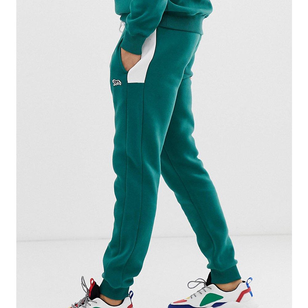Lonsdale - Jogger ajusté-Vert - Lonsdale - Modalova