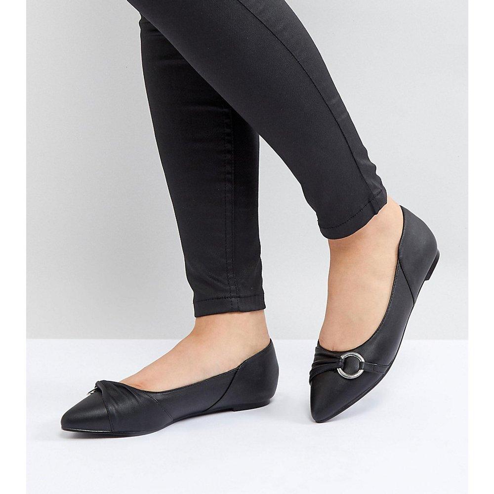 Chaussures plates avec anneau - Lost Ink - Modalova