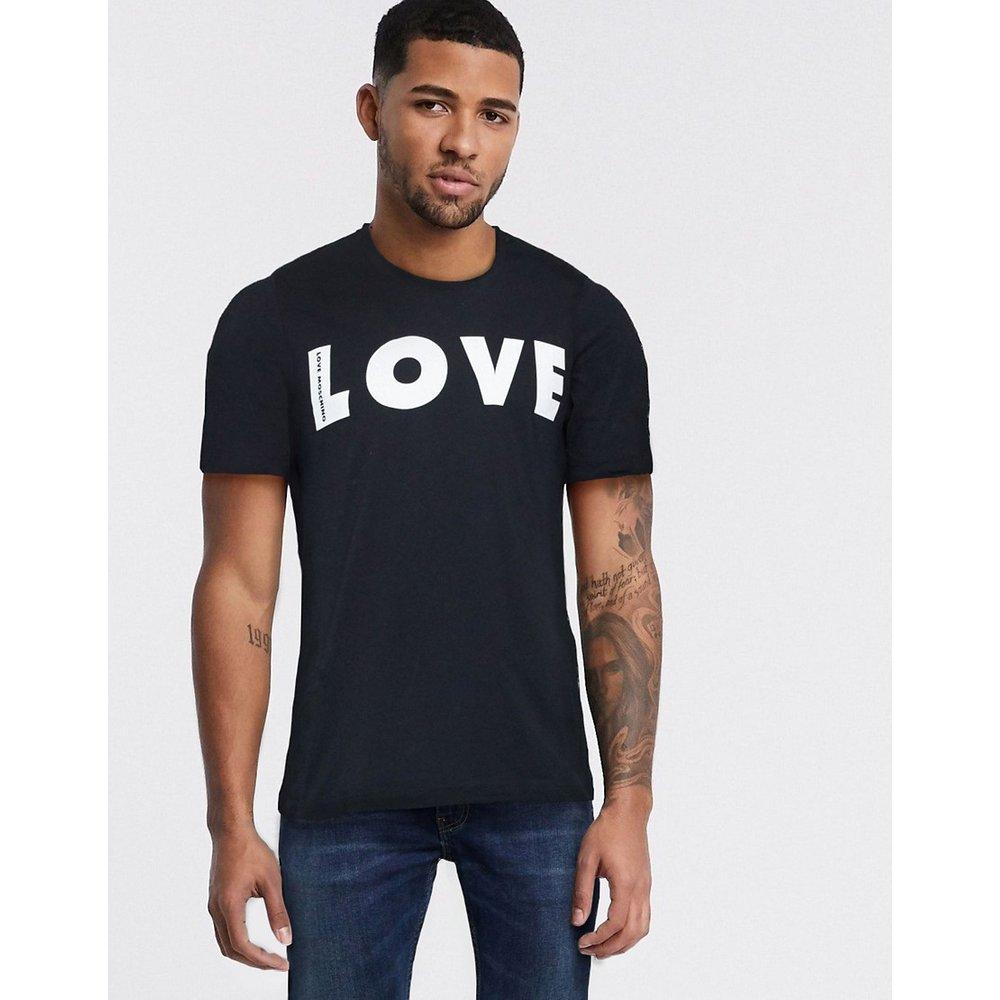 Love - T-shirt imprimé - Love Moschino - Modalova