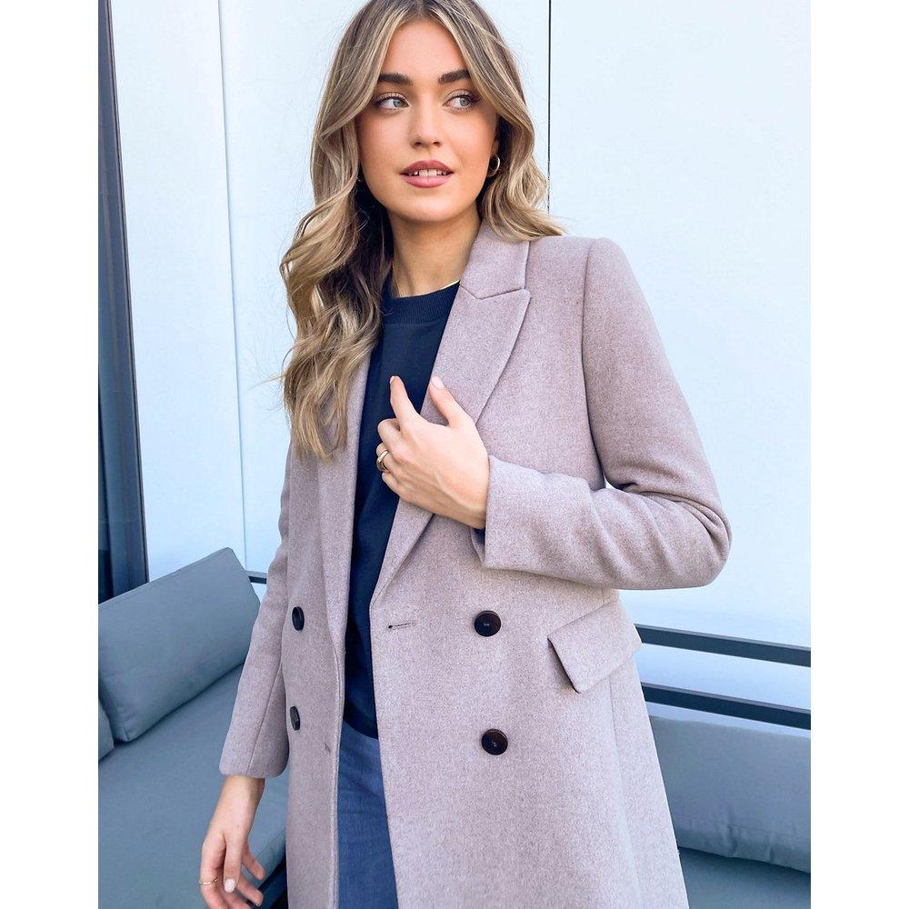 Manteau ajusté - clair - Mango - Modalova