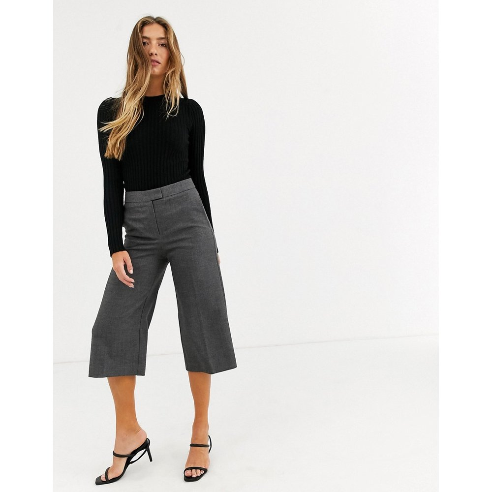 Pantalon court habillé - Mango - Modalova