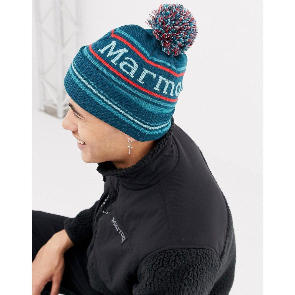 Bonnet à pompon rétro - Marmot - Modalova
