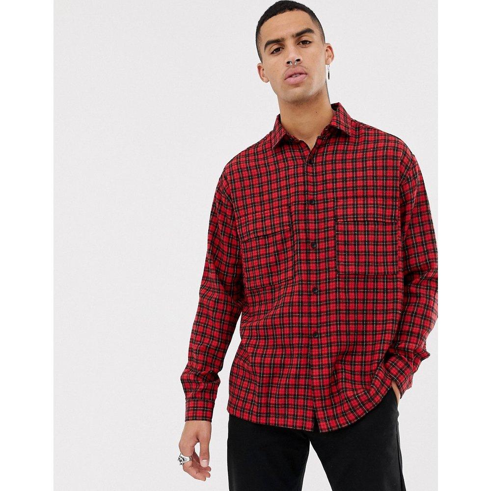 Chemise à carreaux - Mennace - Modalova