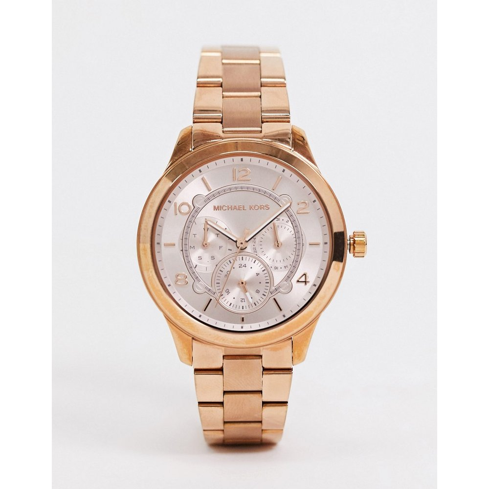 Michael Kors - MK6589 - Montre - Or rose - Armani Exchange - Modalova