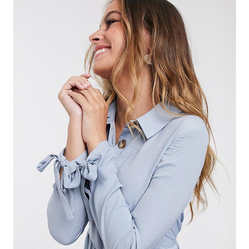 Robe chemise - pastel - Miss Selfridge Petite - Modalova
