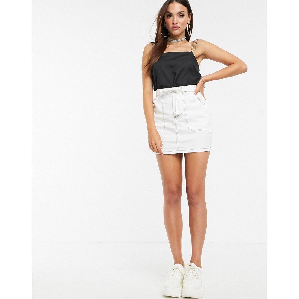 Mini-jupe à ceinture - Missguided - Modalova