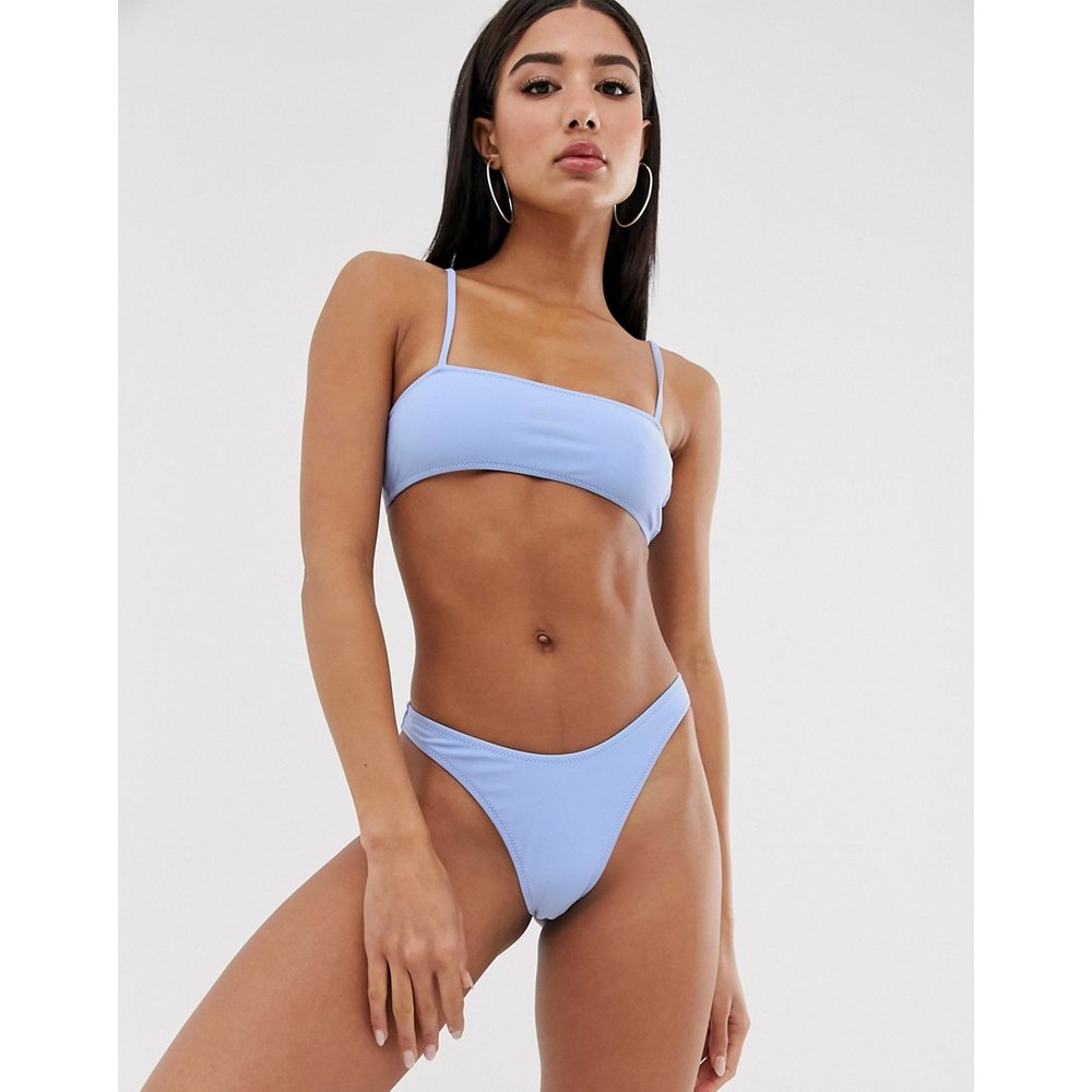 Mix and Match - Haut de bikini à bretelles - Missguided - Modalova