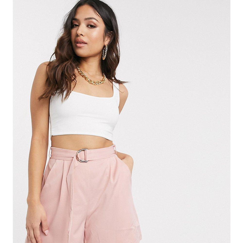 Short avec ceinture - Missguided Petite - Modalova