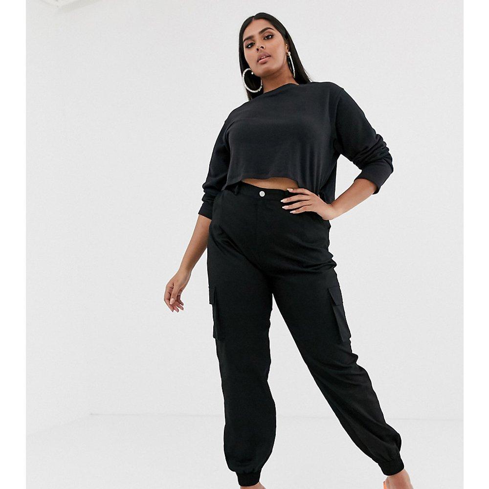 Pantalon cargo - Missguided Plus - Modalova
