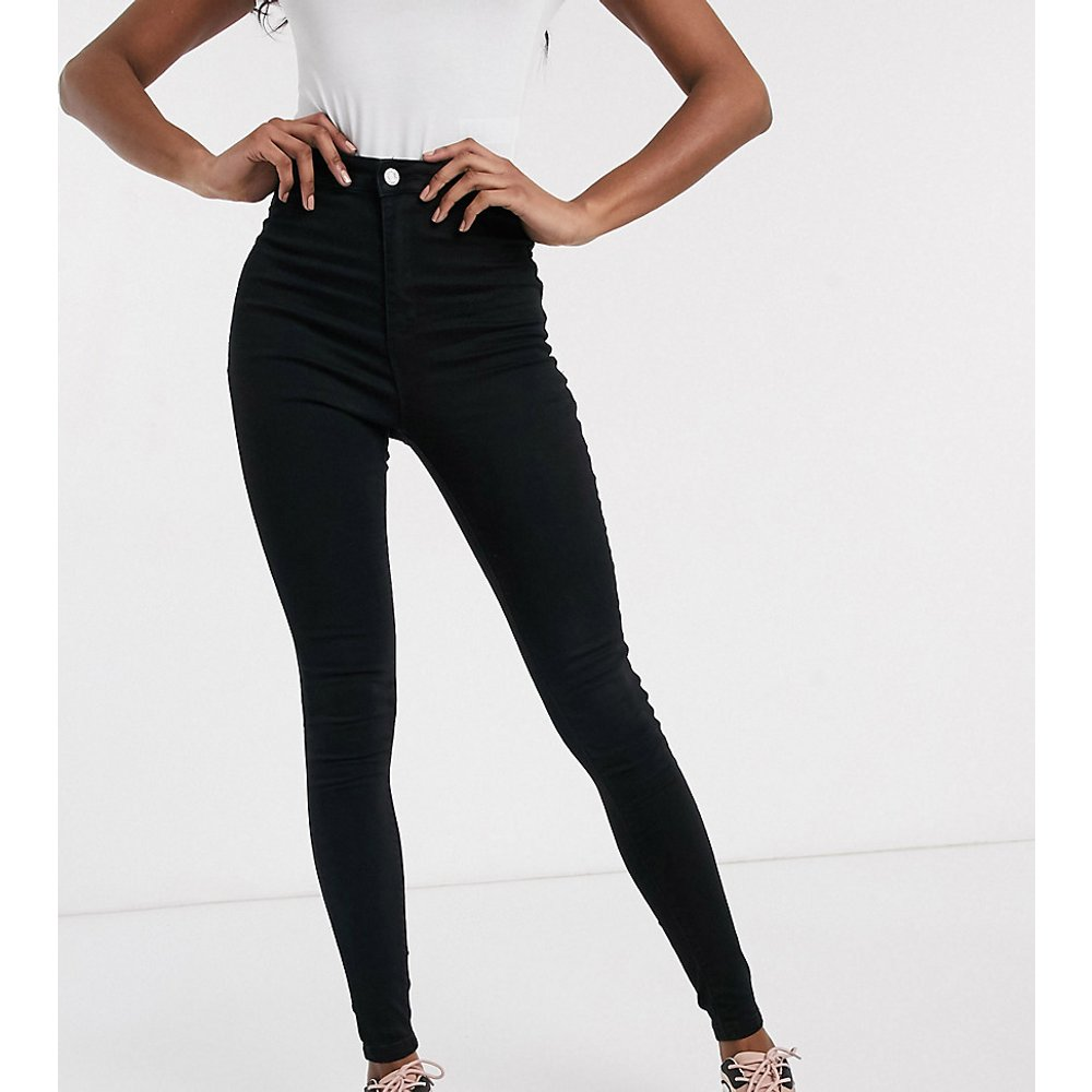 Vice - Jean skinny taille haute super stretch - Missguided Tall - Modalova