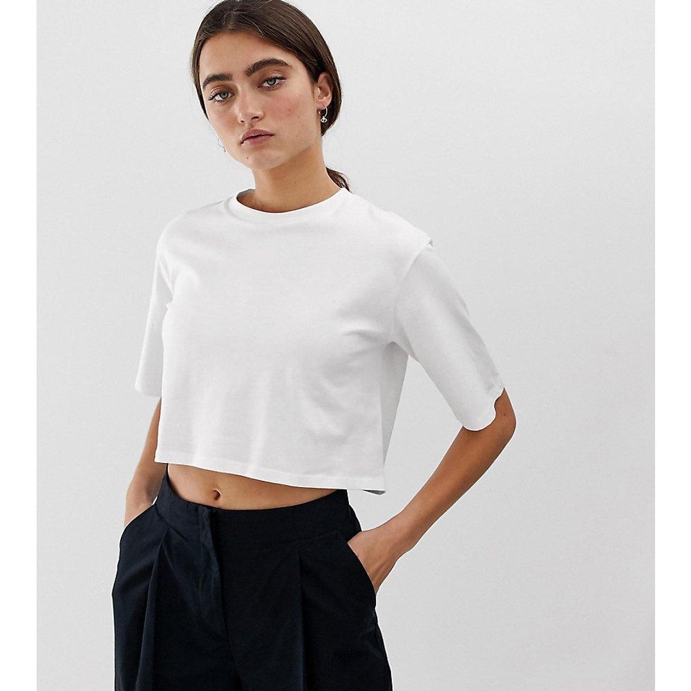 T-shirt court ras de cou - Monki - Modalova