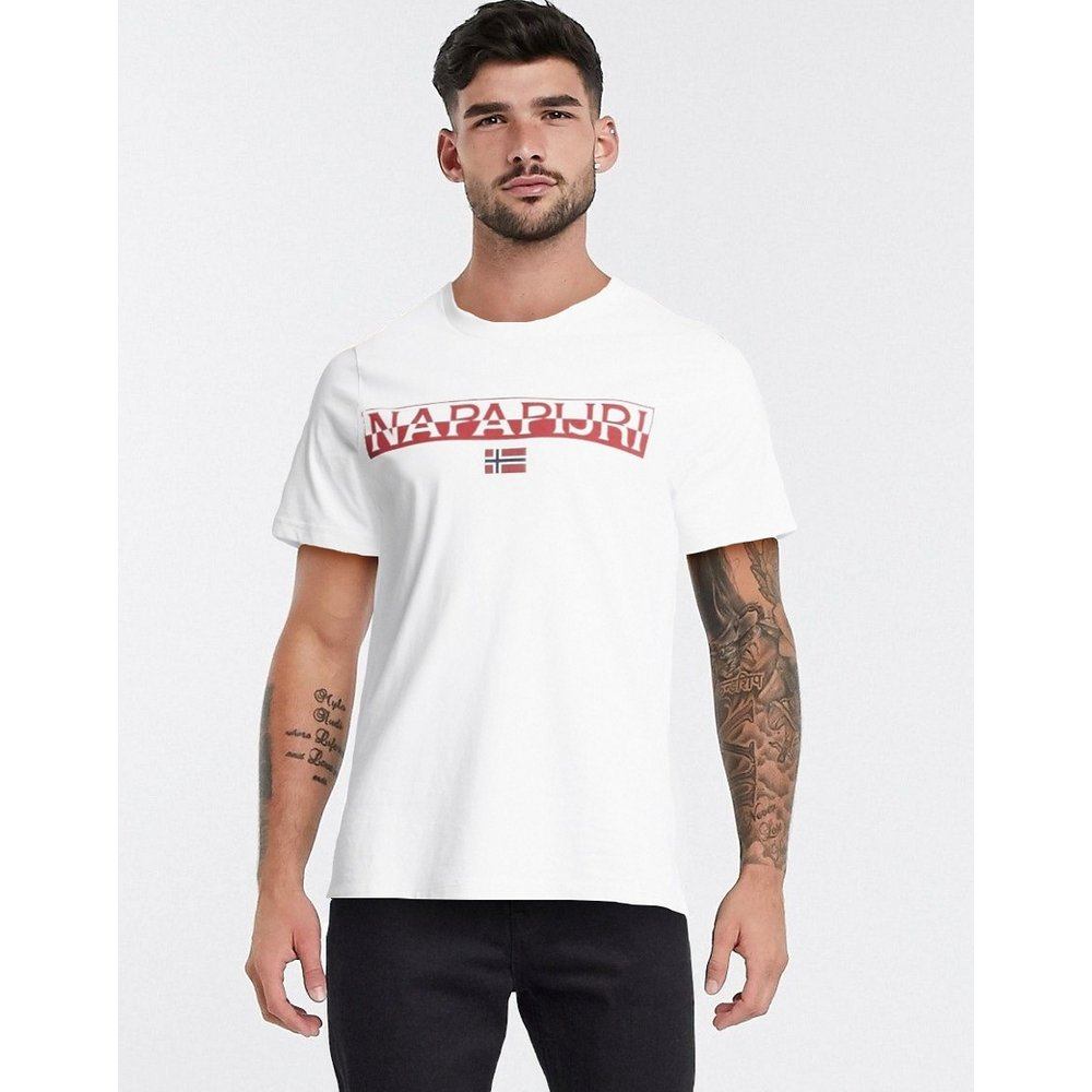 Saras- T-shirt - Napapijri - Modalova