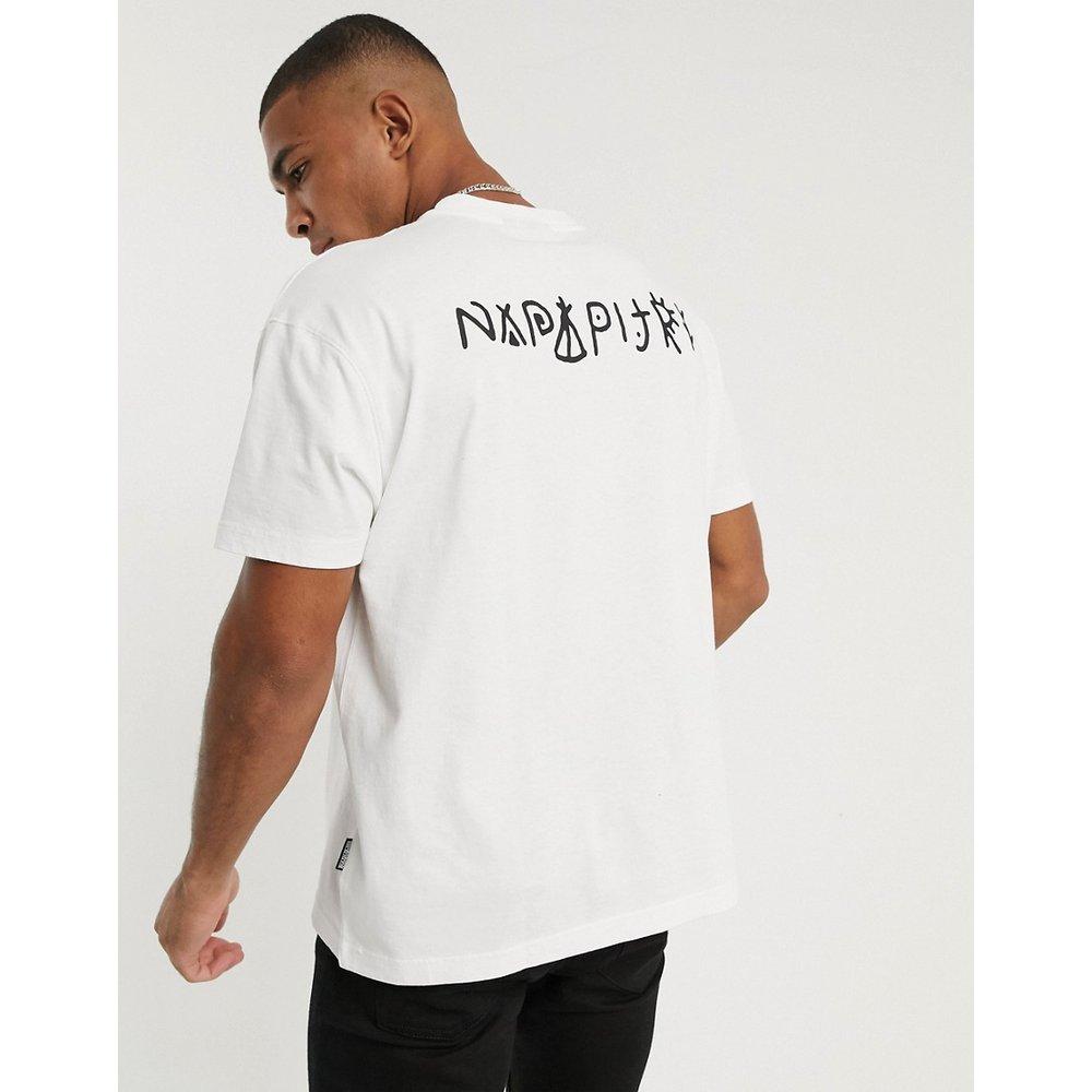 Napapijri - Yoik - T-shirt - Blanc - Napapijri - Modalova