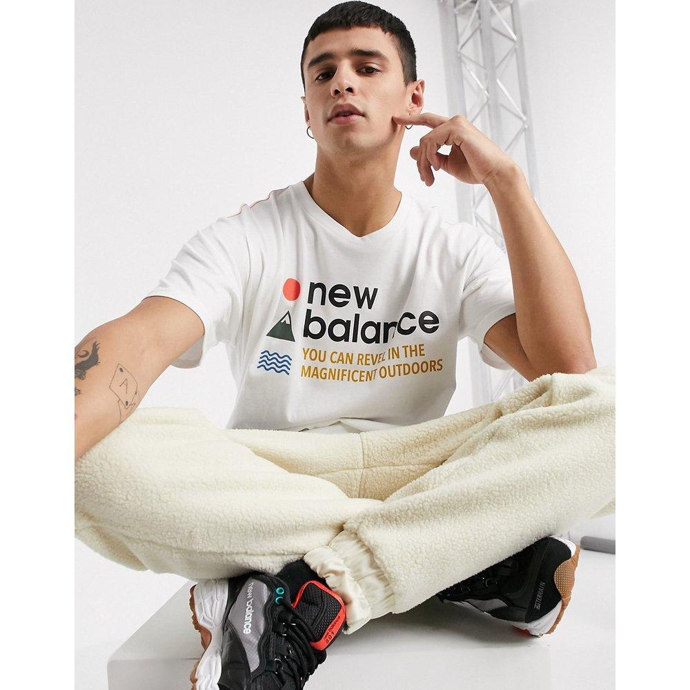 Athletics Trail - T-shirt - New Balance - Modalova