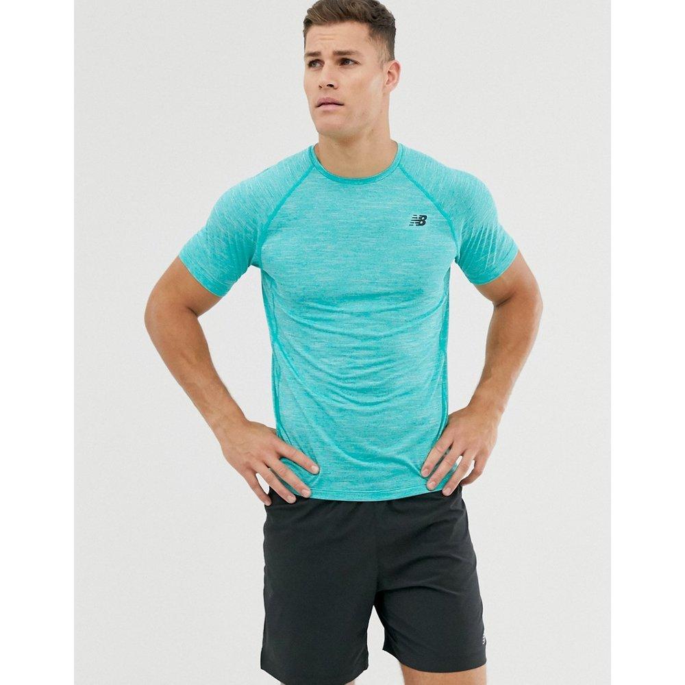 Running tenacity - T-shirt de sport - Sarcelle - New Balance - Modalova