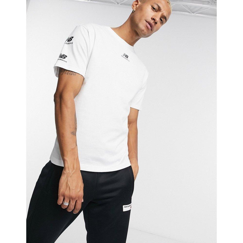T-shirt à logo - New Balance - Modalova