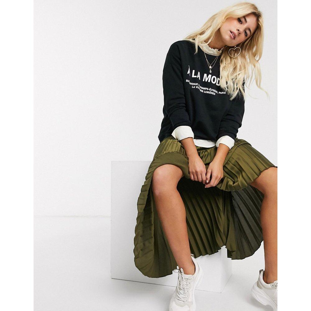 A la mode - Sweat-shirt - New Look - Modalova
